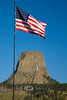 Our Nations First National Monument - Devils Tower Wyoming - Photo by Pat Bonish