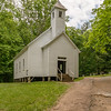 Missionary Baptist Church - Cades Cove