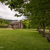 House, Dan Lawson Place - Cades Cove