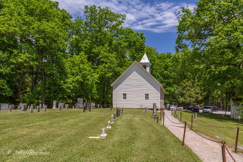 Primitive Baptist Church - Cades Cove