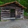 Mountain Farm Museum - Blacksmith Shop
