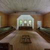 Missionary Baptist Church Interior - Cades Cove