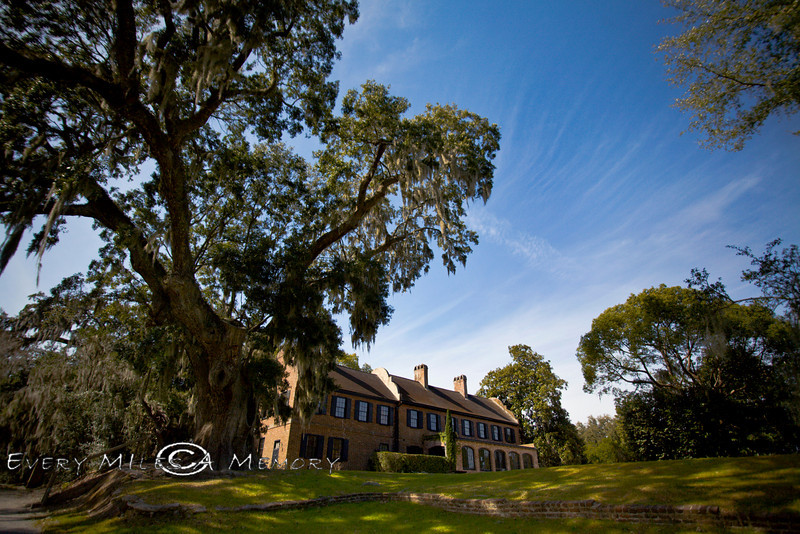 Historic Beauty is the only way to describe the Middleton Plantation