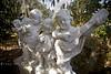Cherub Rock in the Gardens - Middleton Place