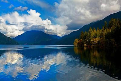 Lake Crescent_8622