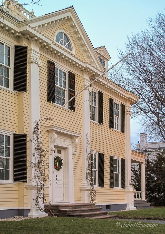 Longfellow House, Cambridge, MA