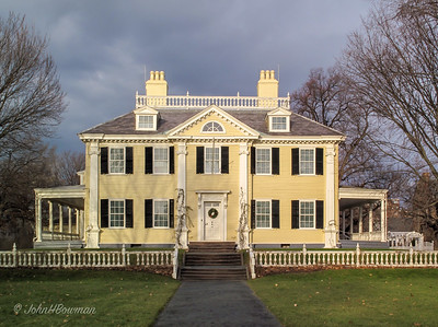 Longfellow House, Cambridge, MA