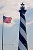 Cape Hatteras Lighthouse, Outer Banks North Carolina