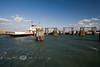 Pulling Into Port on Ocracoke Island, Outer Banks, North Carolina