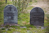 Centuries Old Grave Stones on Ocracoke Island, Outer Banks North Carolina