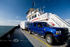 Ferry Ride from Cape Hatteras to Ocracoke Island