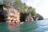 Paddling Along the Apostle Islands Seashore (11)
