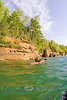 Paddling Along the Apostle Islands Seashore (12)