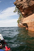 Paddling Along the Apostle Islands Seashore (10)