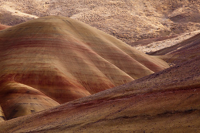 Painted Hills John Day National Monument_6178