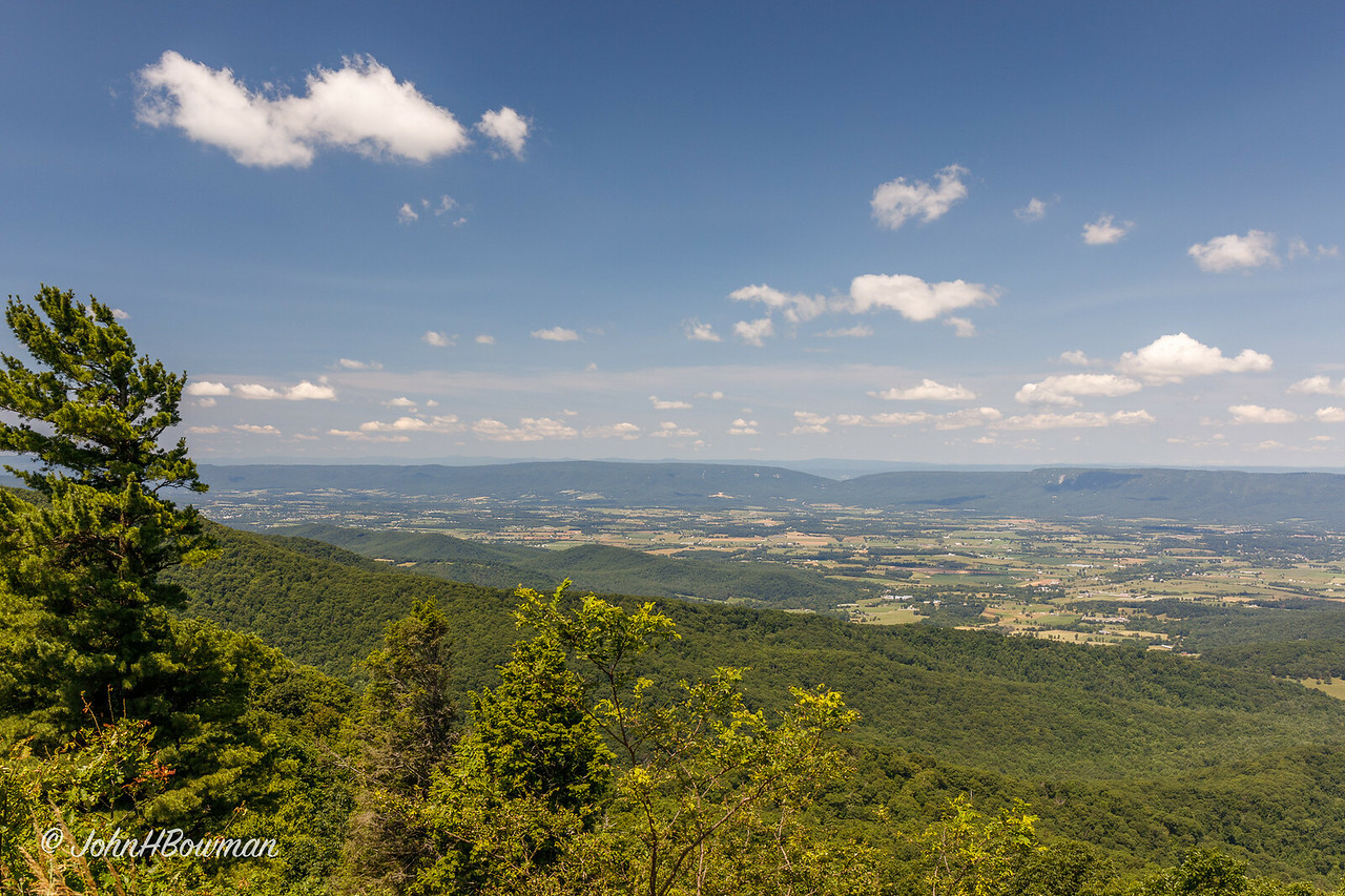 Stony Man Mountain Overlook - SNP