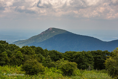 Old Rag View Overlook - SNP