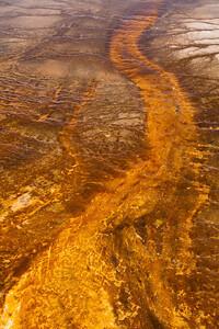 Bacterial Mat Grand Prismatic Spring_0937