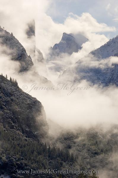 Monoliths in the Heavens  ©2011 James McGrew.