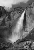 Upper Yosemite Fall.  Copyright, ©2010, James McGrew