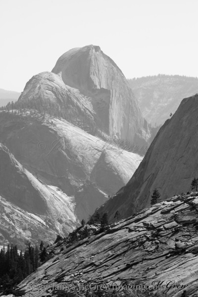 Half Dome from Olmstead Pt.