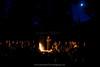 The Moon Rises over a Ranger Campfire Program at Merced Lake.  Copyright, ©2010 James McGrew