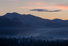 Gossamer Blankets Settle Over Tuolumne.  ©James McGrew