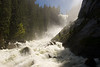 Vernal Fall, Spring Flood Waters.  © 2010, James McGrew