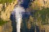 Yosemite Falls Reflections.  © 2007, James McGrew