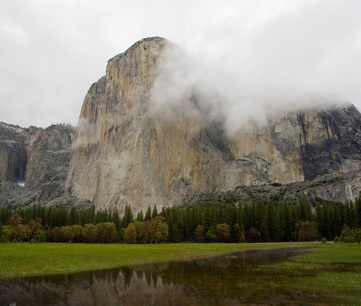 El Capitan.  ©2011, James McGrew.  Available as 16x20 limited edition.