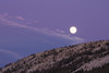 Moonrise Over Tuolumne.  Copyright, ©2009, James McGrew