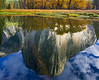 El Capitan Reflections.  Copyright, ©2005  James McGrew