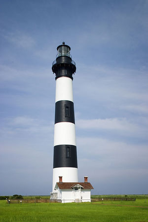Bodie Lighthouse - Outer Banks - North Carolina