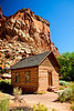 Fruita Schoolhouse, Capitol Reef National Park, Utah