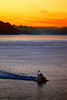 Sunset in Glacier Bay National Park, Alaska