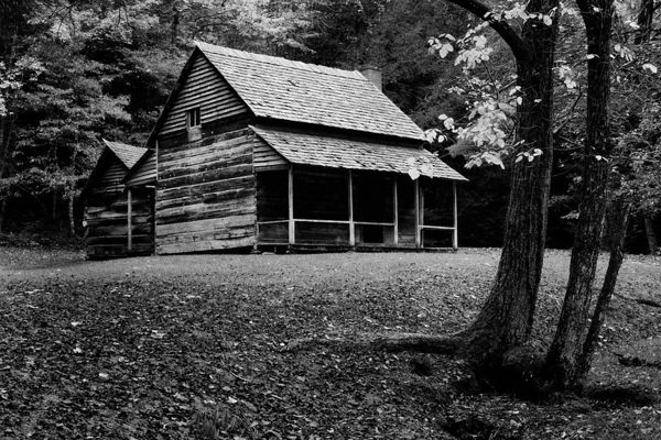 Henry Whitehead Place in Cades Cove, Great Smoky Mountains National Park, Tennessee