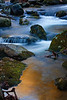 Rapids on the Middle Prong of Little River beside the old Tremont logging road in the Great Smoky Mountains NP