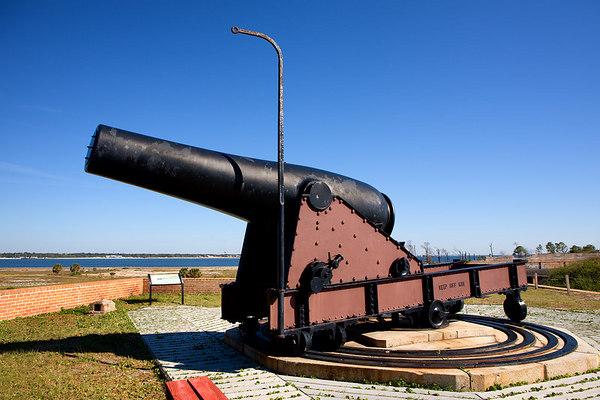 Fort Pickens - Gulf Islands National Seashore