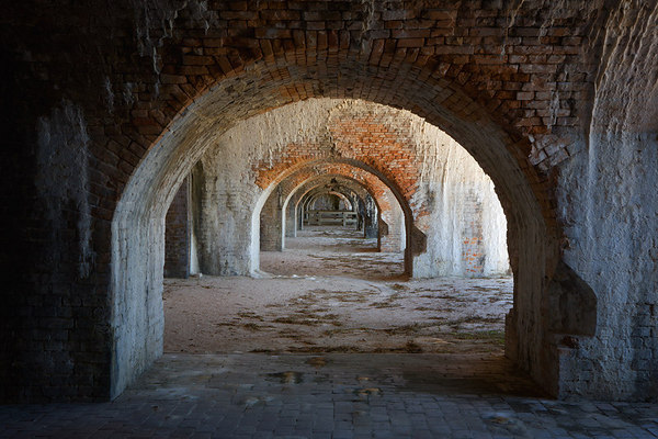 Fort Pickens - Gulf Islands National Seashore