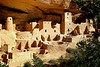 Cliff Palace at Mesa Verde National Park, Colorado.
