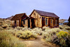 Bodie State Historical Park, California. Bodie State Historical Site is located just a few miles northeast of the east entrance (Mono Lake) to Yosemite NP.