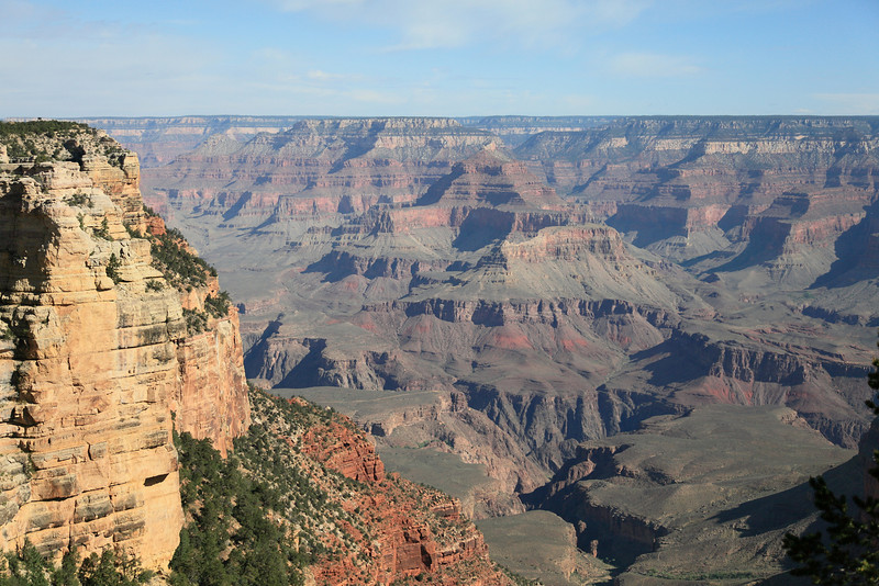 Grand Canyon in early light....