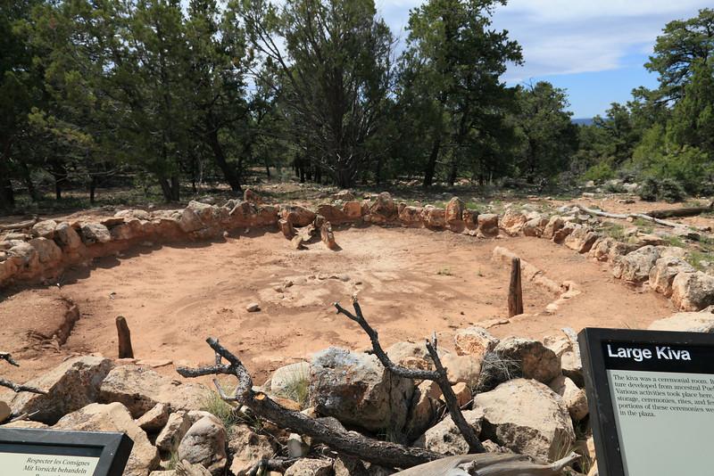 Tusayan Ruins