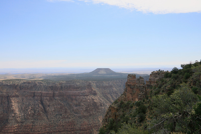from Navajo Point in early light.....