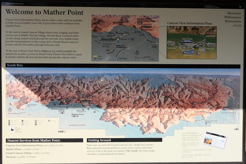 Mather Point Overlook