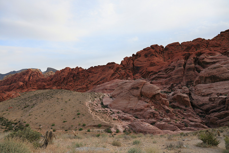 Inside Red Rock Canyon