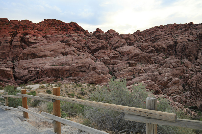 Overlooks at Red Rock Canyon
