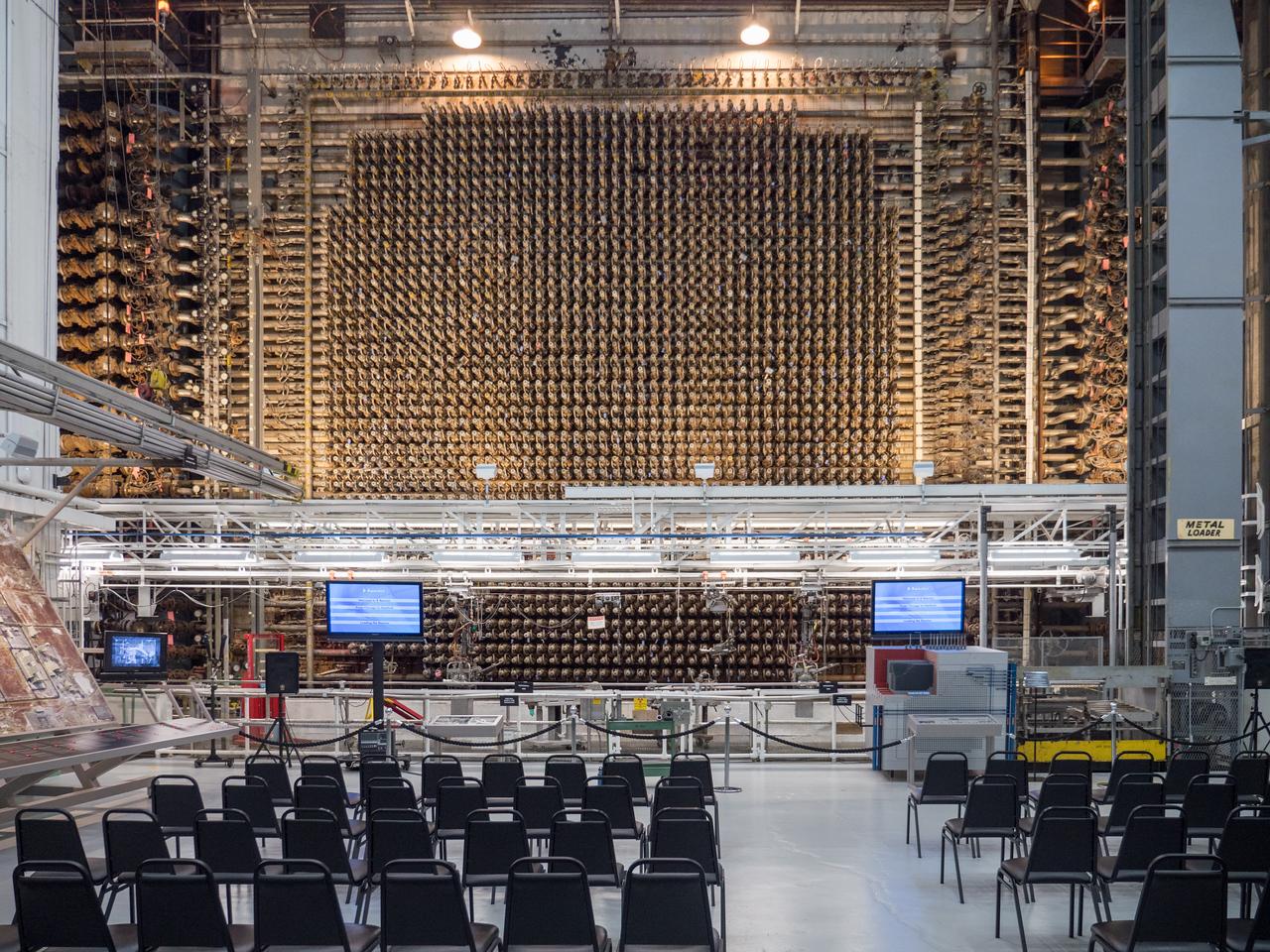 B Reactor Core Manhattan Project