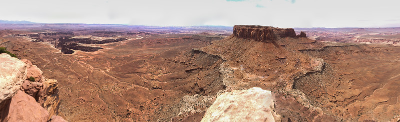 Monument Valley to Island in the sky