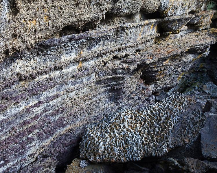 A side depression near Buffalo Caves.
